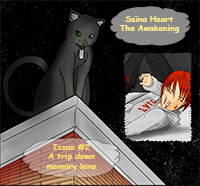 Saïna Heart - The Awakening - A trip down memory lane